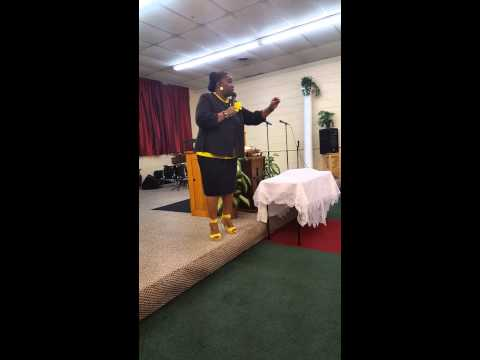 Apostle Sharon D. Edwards