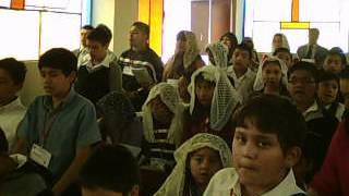 Conferencia General de la Iglesia de Dios -Reunión infantil-  Amecameca 2012 (1)