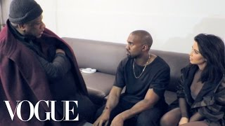 Kanye West Addresses Beck, Taylor Swift, and the Future of Fashion - Vogue