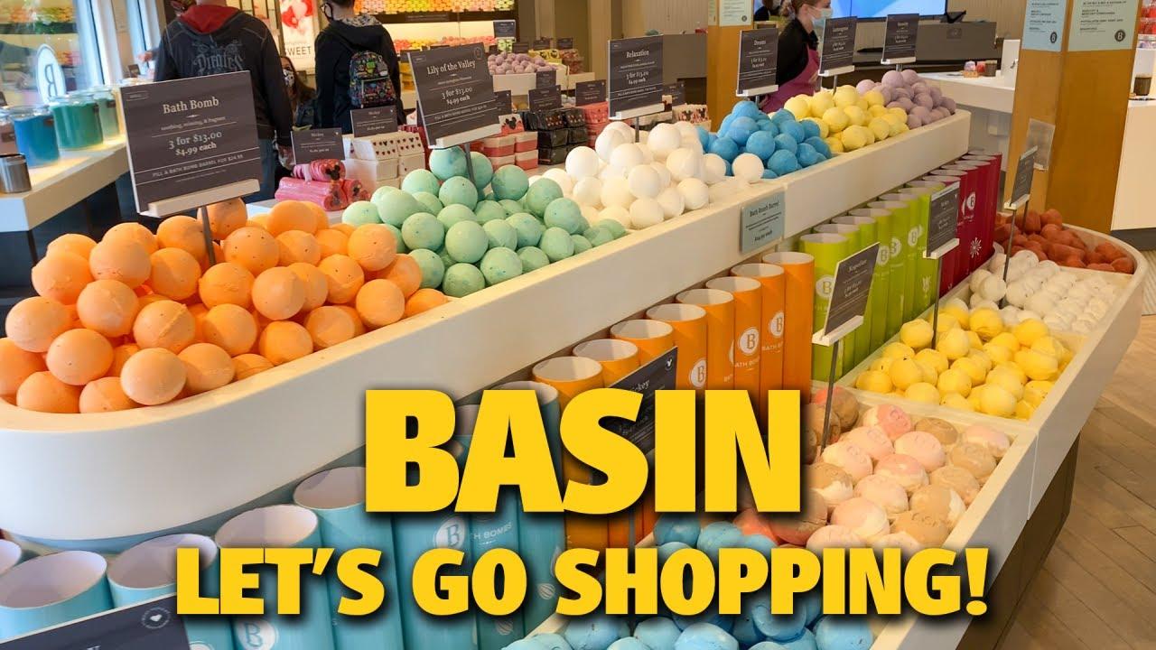 Download Shopping at Basin in Disney Springs!