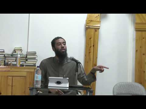 Your Boyz Are Not Going to Break You Out of Prison!  - Ustadh Abu Taymiyyah