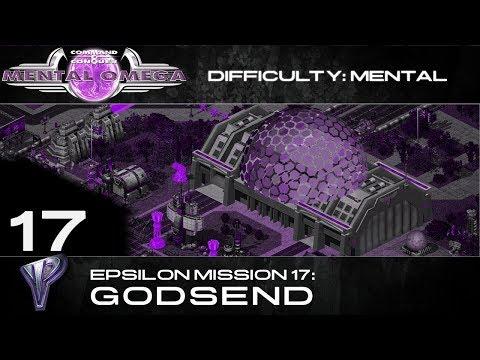 Mental Omega 33  Yuris Epsilon Mission 17: Godsend