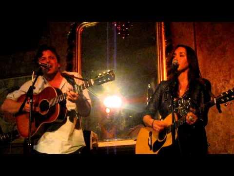 Rosalie Deighton & Dave Burn - The Last Mistake (Live 16/12/12)