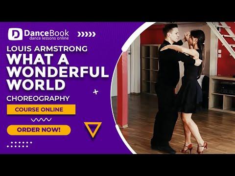 Pierwszy Taniec - What A Wonderful World -  Louis Armstrong