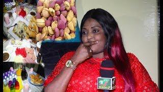 Ndogou chez: Alima Ndione se confie sur son mariage à venir;
