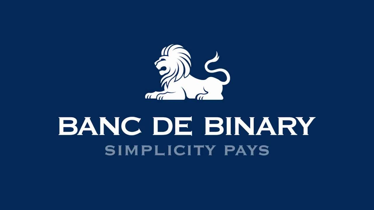 Banc De Binary Demokonto