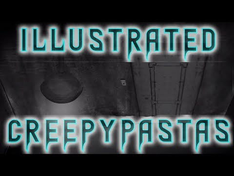 "Illustrated Creepypasta Reading ""The World Under The Bed"" 
