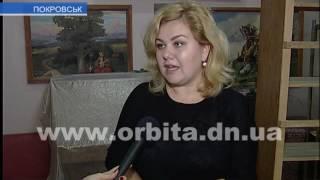 Представители МОН проверили, как ремонтируют библиотеку в Покровске