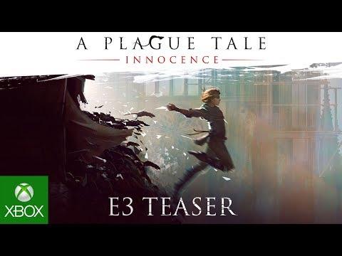 A Plague Tale: Innocence - E3 2017 Teaser