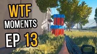 PUBG: WTF Moments Ep. 13