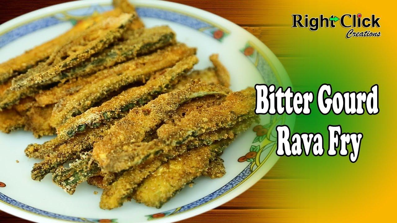 Bhindi rava fry recipe crispy okra rava fry ladies finger fry recipe