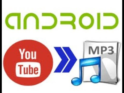 HOW TO DOWNLOAD MP3 FROM YOUTUBE IN ANDROID