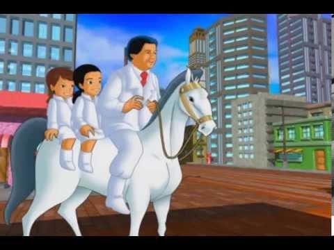 Manuel bonilla me guarda con poder youtube - Canciones cristianas infantiles manuel bonilla ...