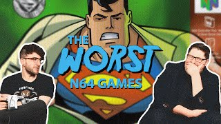 Two Guys Play: Worst Ever Nintendo 64 Games