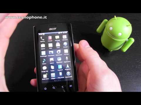 Video Recensione Acer Liquid Metal