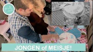 JONGEN of MEISJE?? Gender reveal!  |  Zwanger VLOG | Kelly caresse