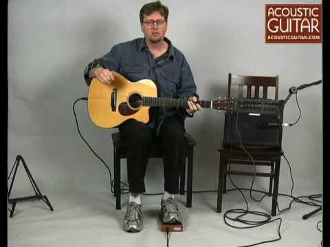 Acoustic Guitar reviews three rhythm stompboxes