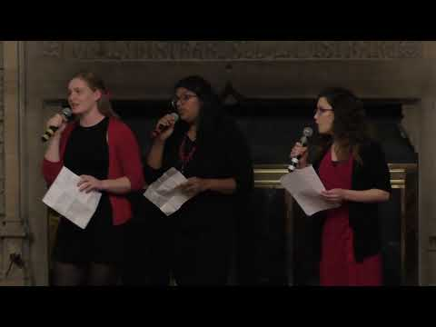 Senior Song (Stay With You- John Legend)- Wellesley College Tupelos