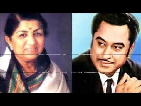 Kishore, Lata, Amit_Oonche Neeche Raaste (Khud-daar; Rajesh Roshan, Majrooh; 1982)