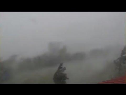 Ураган в Кудымкаре