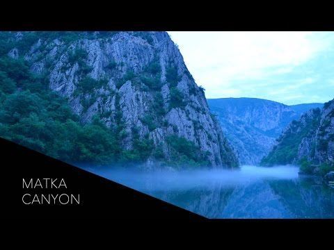 Macedonia's Matka Canyon: A Natural Experience Near Skopje