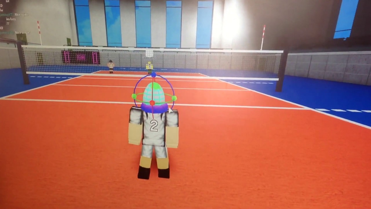 Roblox Volleyball Academy Gameplay Read Description Or Pinned Comment Part 1 Youtube
