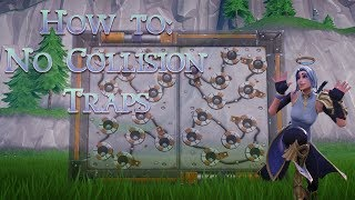 Fortnite Creative: Placing Traps With No Collision