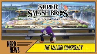 Nerd News - The Waluigi Conspiracy