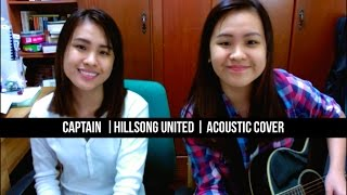 Captain - Hillsong United (Acoustic Cover)