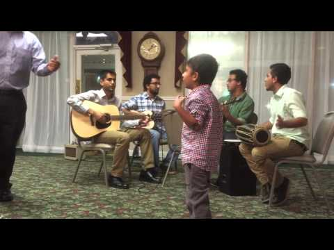 Mountain high by Bipul Chhetri - Performed at Dashain Party