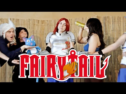 Fairy Tail: Kuchen - eine Tragödie in drei Bissen by Flying Sushi Theatre