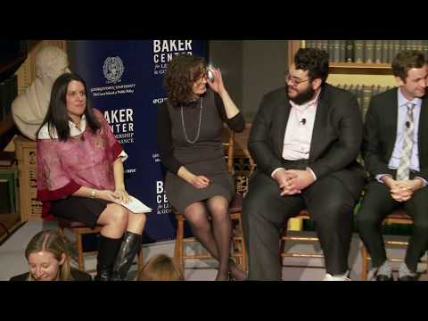 Baker Innovation Grant 2017 Reception Panel