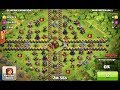 Clash of Clans - High Level Champions League Attack Strategy #27HD