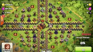 Repeat youtube video Clash of Clans - High Level Champions League Attack Strategy #27HD
