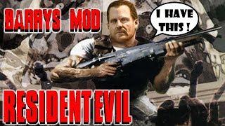 Resident Evil 1 PC | Barry