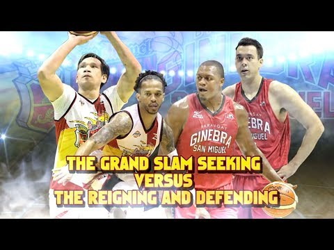 HIGHLIGHTS: San Miguel vs. Ginebra (VIDEO) September 10
