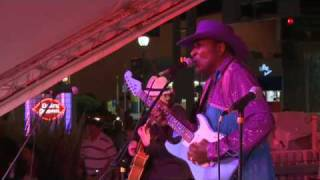 """Sweet Little Rock & Roller"" Eddy Clearwater w/ The Sean Carney Band"