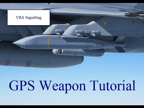 VRS Superbug   GPS Weapon Tutorial