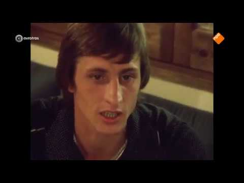 Interview With Johan Cruijff After His Move To Barcelona