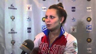 Kirisuhi Cup 2014. Анна Карнаух