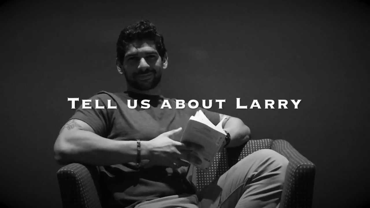 Casey Hines Plays Larry in CLOSER