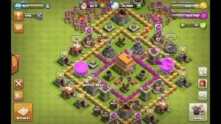 Join out clan!-British Beef+all archer attack.(clash of clans gameplay)