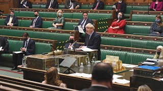 Watch again: MPs debate planning reforms in Commons as pressure piles on Boris Johnson