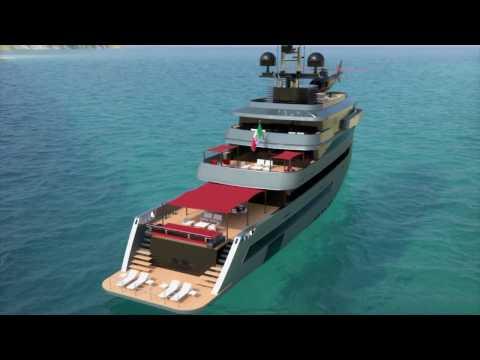 Explorer Yacht, Dozer