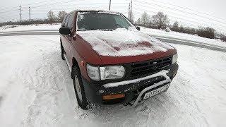 1998 Nissan Pathfinder 3.3L (150) Тест-Драйв