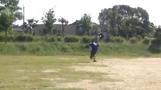 【おもしろ野球】今から魔球を投げるよ!?