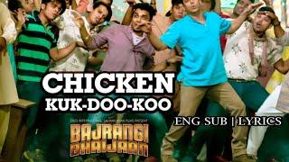 Chicken KUK-DOO-KOO | Eng Sub | Bajrangi Bhaijaan | Salman Khan | Kareena Kapoor