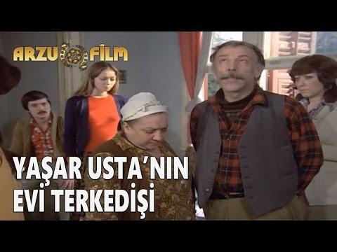 Gülen Gözler - Yaşar Usta'nın Evi Terkedişi