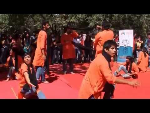 Nasha Dhara-302   Chhaap   Award winning nukkad natak of 2014
