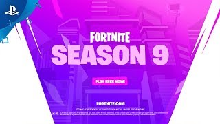 Fortnite - Season 9 Trailer | PS4